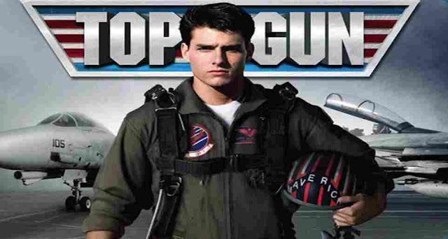 What is the name of the Tom-Cruise starrer Airforce Film?