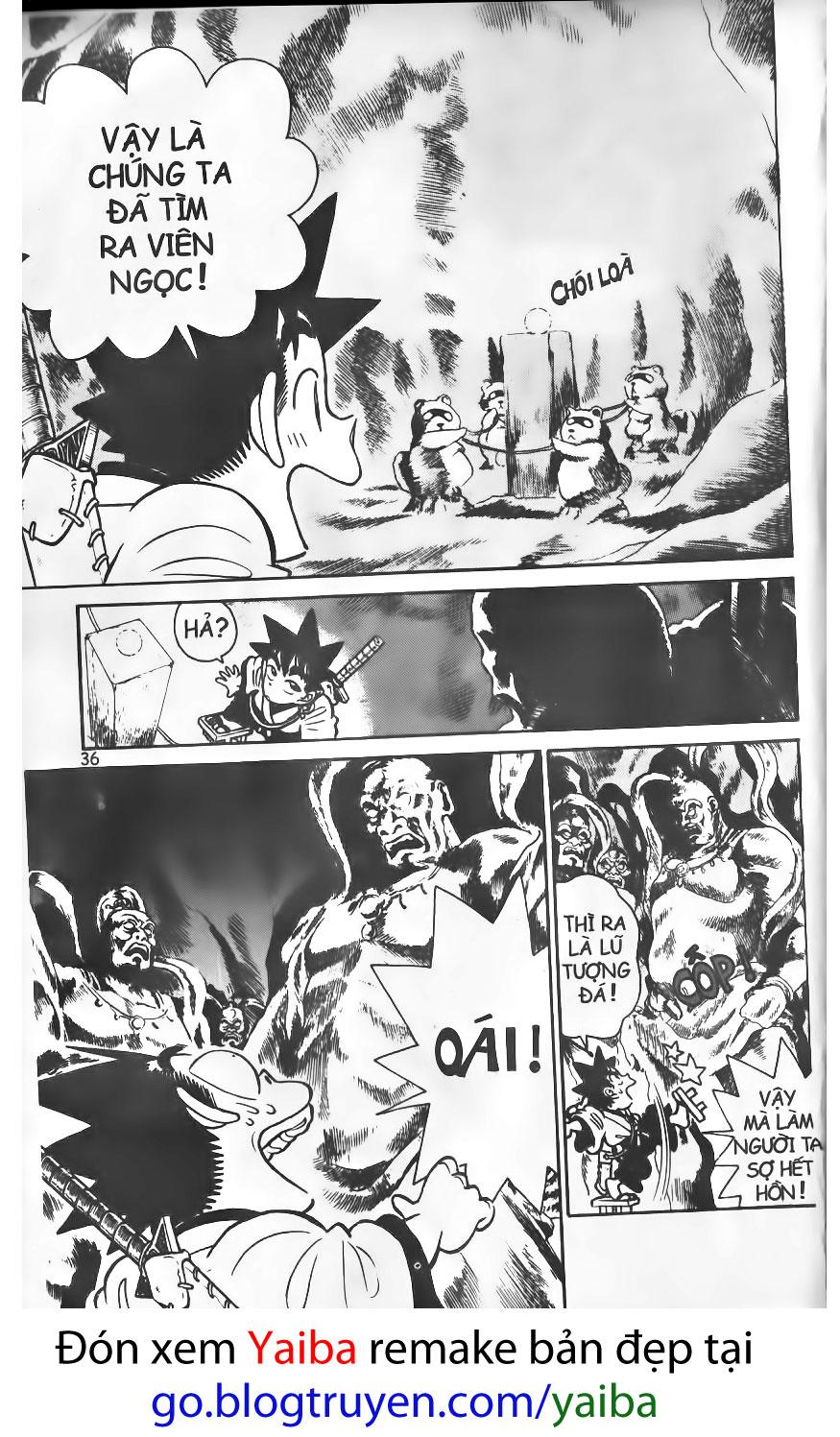 Yaiba chap 71 trang 15