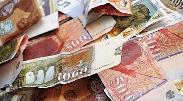 Mazedonien: Bargeldzahlungen ab 2019 nur noch bis 500 Euro