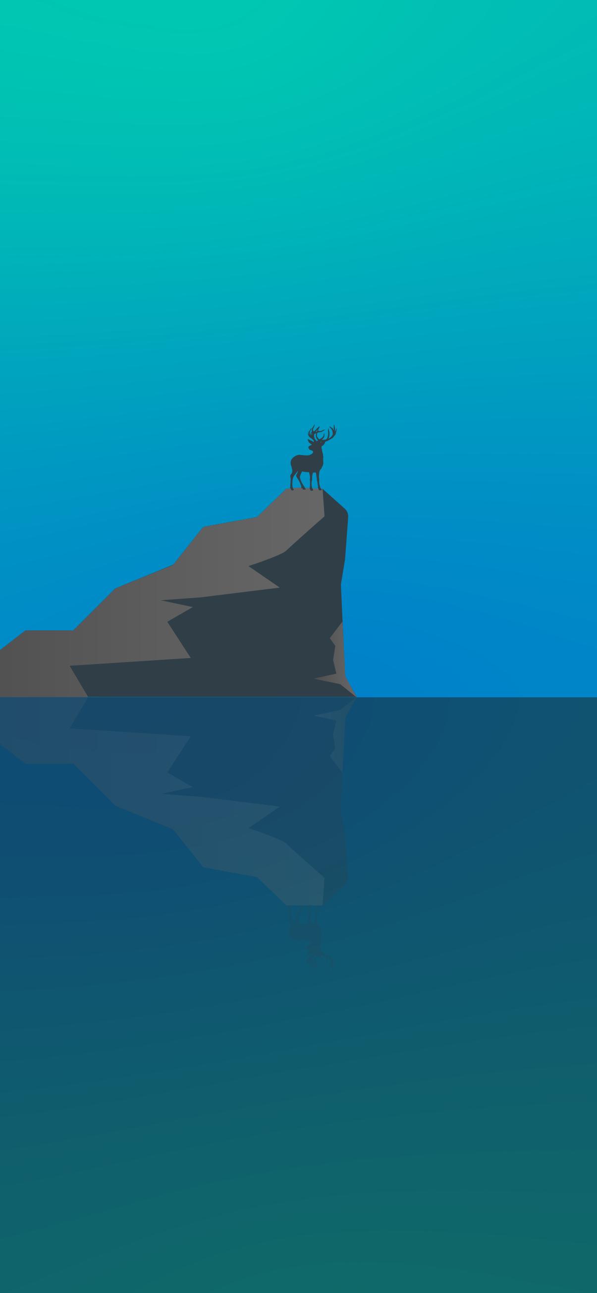 iphone-wallpaper-hd-4k-minimal-landscape-blue