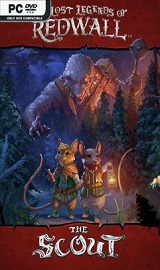 The Lost Legends of Redwall The Scout Woodlander - The Lost Legends of Redwall The Scout Woodlander-PLAZA