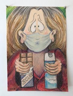 Barbara Dale s coronavirus cartoons