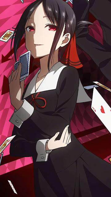 Kaguya Shinomiya Wallpaper HD