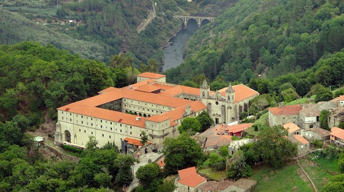 RIBEIRA SACRA: candidate for World Heritage Site.