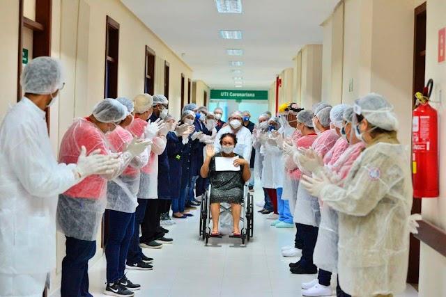 Brasil ultrapassa 1 milhão de recuperados da Covid-19