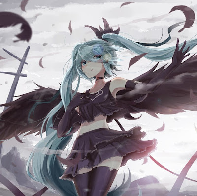 [Lirik+Terjemahan] wowaka feat. Hatsune Miku – Unknown Mother-Goose (Mother-Goose Yang Tak Diketahui)