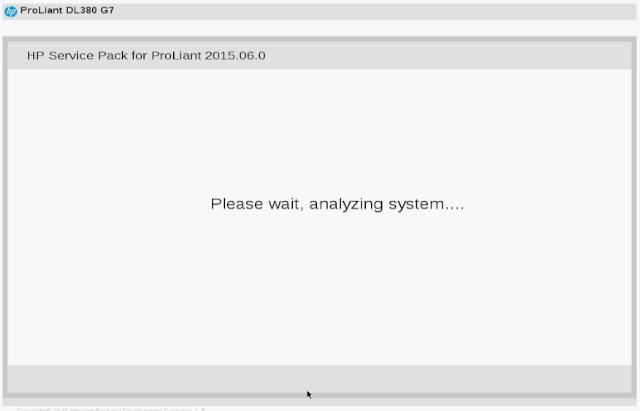 Analizar el sistema en busca de todos los Firmware de hardware desactualizados
