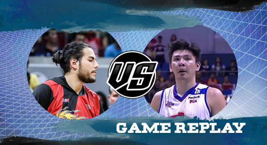 Video Playlist: SMB vs Magnolia game replay July 7, 2018 PBA Commissioner's Cup