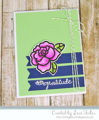 With Gratitute card-designed by Lori Tecler/Inking Aloud-stamps from Paper Smooches