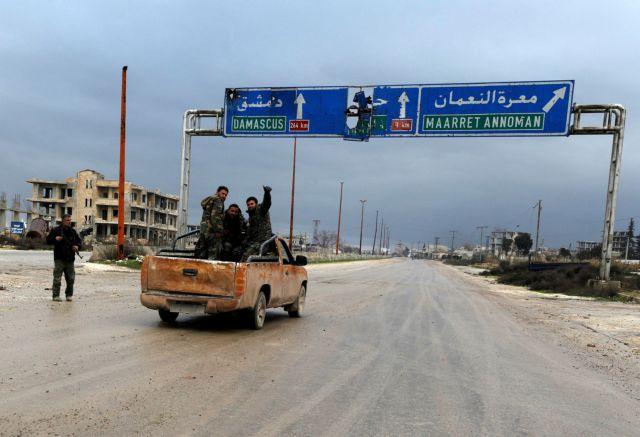 Σφοδρές μάχες στη Συρία