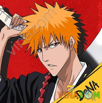 Top anime hay: Bleach