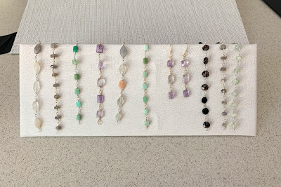 How to Make a Ramp Style bracelet Jewelry Display