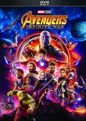 Avengers: Infinity War [2018] [DVD R2] [PAL] [Castellano] [DVD9]