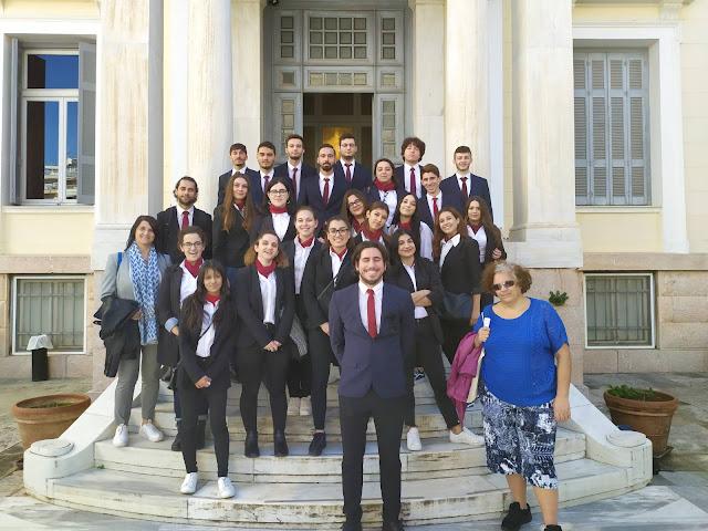 Νεοκλασικά κτήρια στο Άργος και το Παλαμήδι επισκεφθηκαν οι τουριστικοί πράκτορες του ΙΕΚ Πελοποννήσου