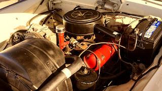 1962 Studebaker Gran Turismo Hawk  Engine 01