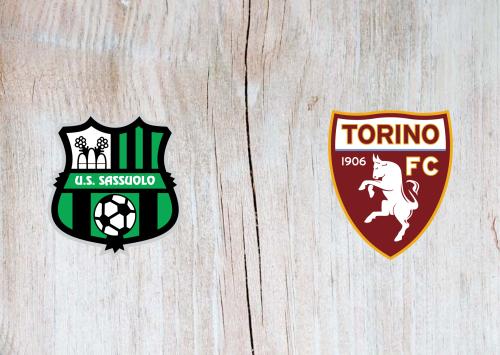 Sassuolo vs Torino -Highlights 18 January 2020
