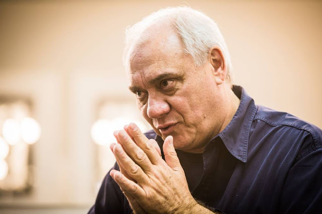 Aos 65 anos, morre o jornalista Marcelo Rezende