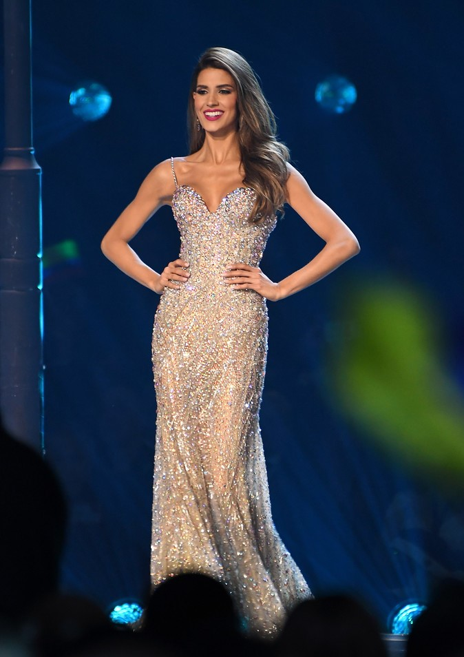 TOP 10 Miss USA 2018 Evening Gown Preliminary Competition