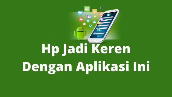 Hp Jadi Keren Dengan 5 Aplikasi Wallpaper Android Terbaik