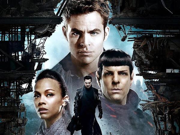 Poque eu amo Star Trek - into the darkness ou qualquer outro