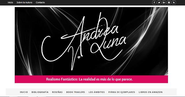 Blog de la escritora Andrea v Luna