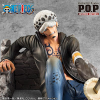 Trafalgar Law 1/8 P.O.P. Limited Versus ver. de One Piece - MegaHouse