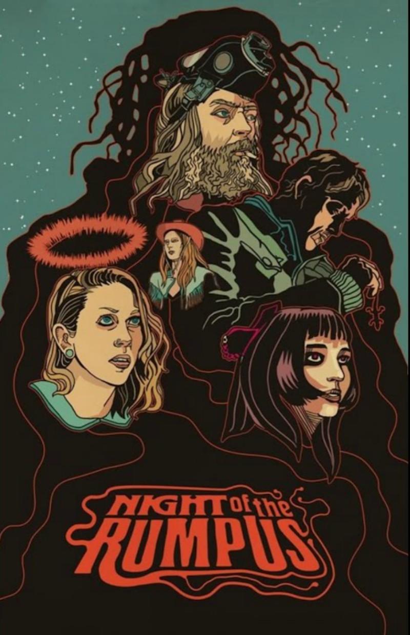 night of the rumpus poster