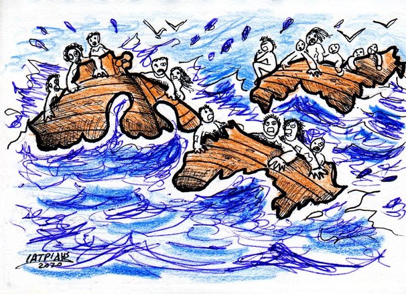 Προσφυγικά ναυάγια του Αιγαίου
