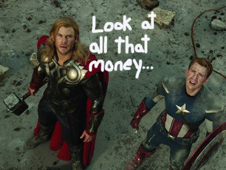 Avengers – Infinity War vicino ai $2 miliardi di incasso!