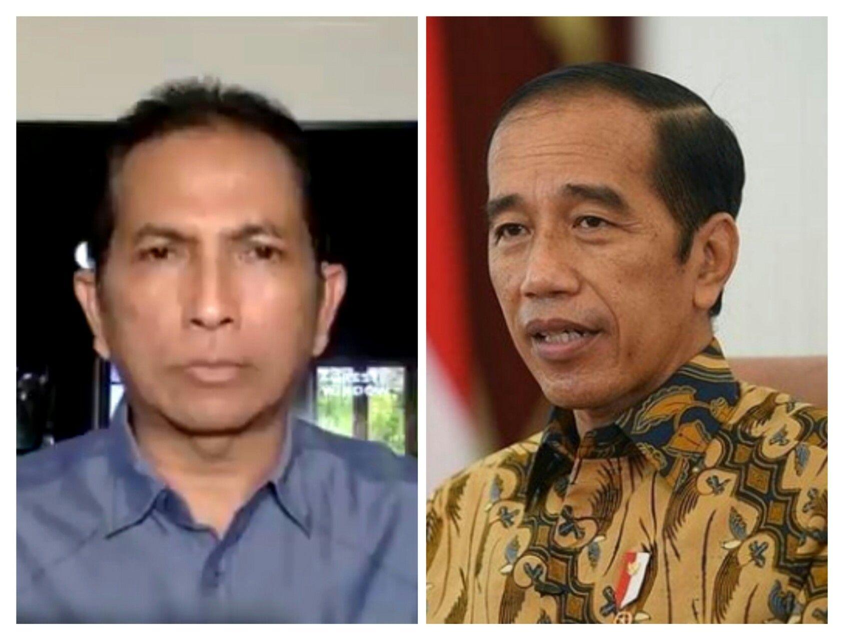 Praktisi Hukum: Jokowi Lebih Layak Dipolisikan daripada Hersubeno Arief Terkait Dugaan Penyebaran Hoax