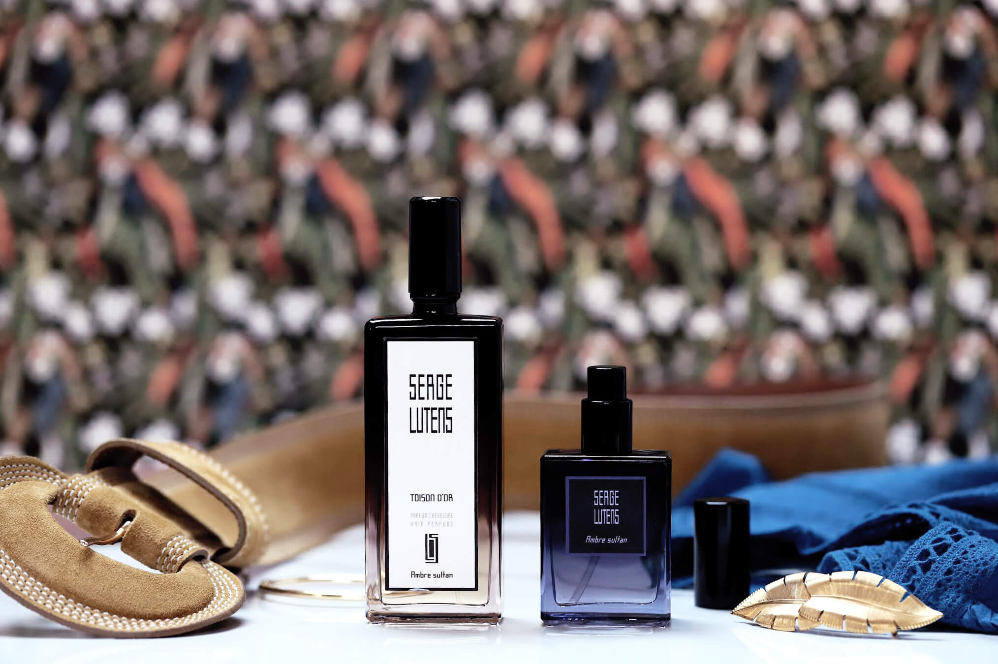 Serge Lutens Confit de Parfum Parfum Chevelure