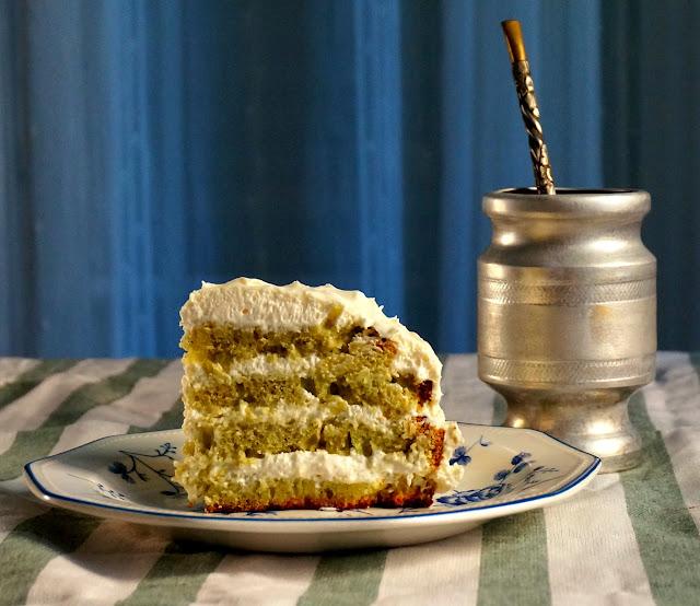 Torta De Yerba Mate