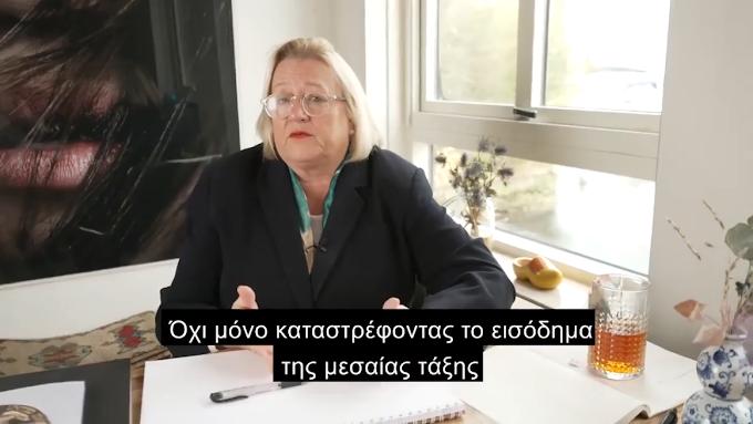 Πρώην Αμερικανίδα υφυπουργός αποκαλύπτει το σχέδιο πίσω από τον κορωνοιό - βίντεο
