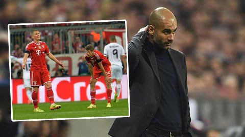 Guardiola cần một đội hình mới để giúp Bayern thành công