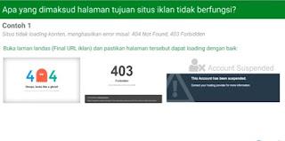 Inilah Alasan Kenapa Iklan Produk Pemutih Wajah atau Suplemen Sering Ditolak Google