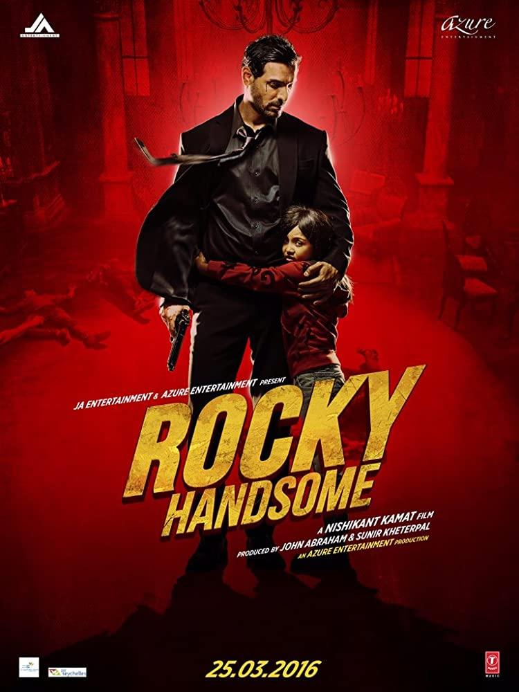 Rocky Handsome 2016