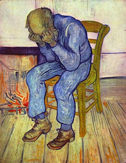 At Eternity's Gate - Vincent Willem van Gogh