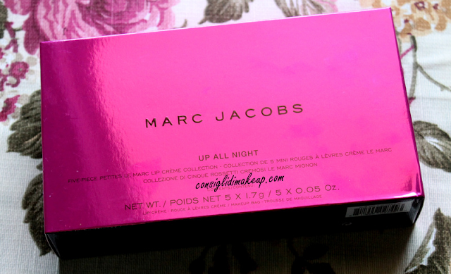 Review & Swatches: Up All Night, Collezione Le Marc Mignon - Marc Jacobs