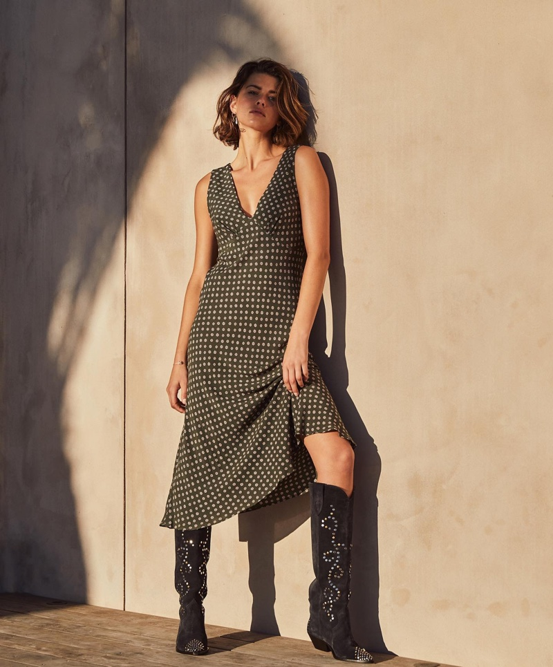 Georgia Fowler stars in Auguste the Label Her Campaign