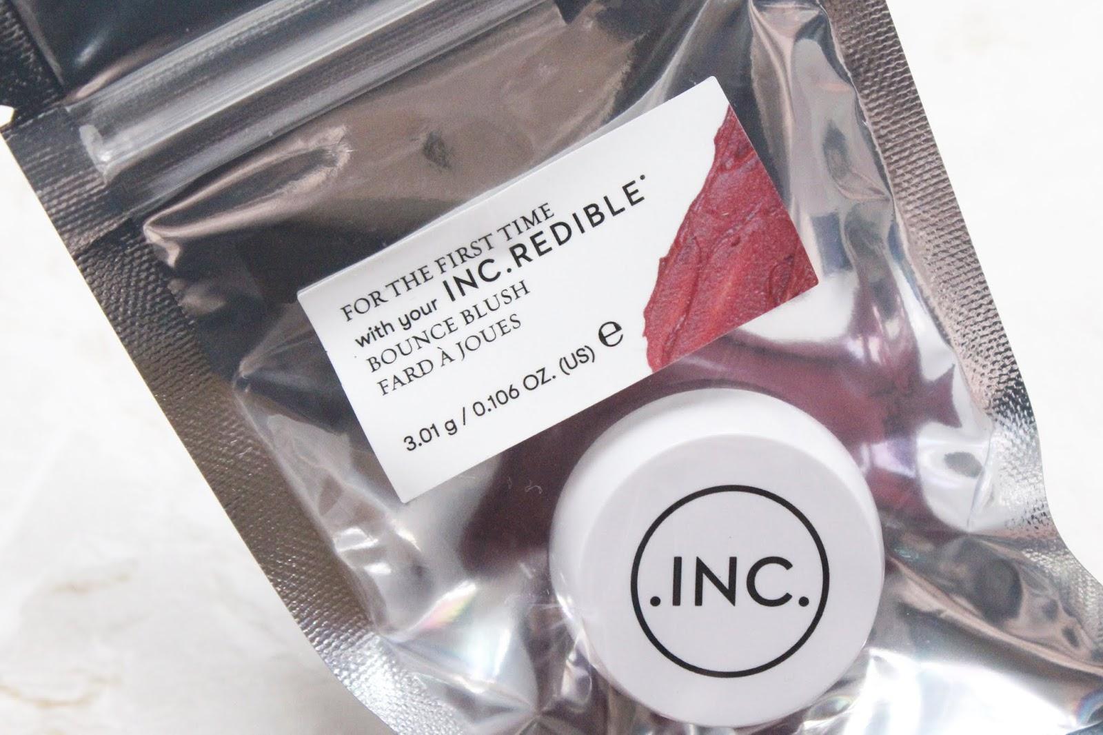 Inc.redible Bounce Blush Review