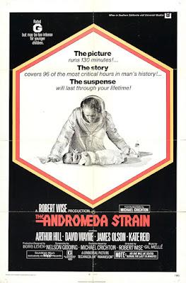 The Andromeda Strain - Poster