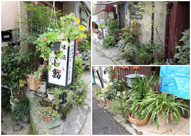 Japanese small front yard