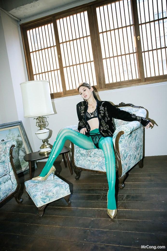 Image Korean-Model-Lee-Chae-Eun-012018-MrCong.com-008 in post Người đẹp Lee Chae Eun trong bộ ảnh nội y tháng 01/2018 (143 ảnh)