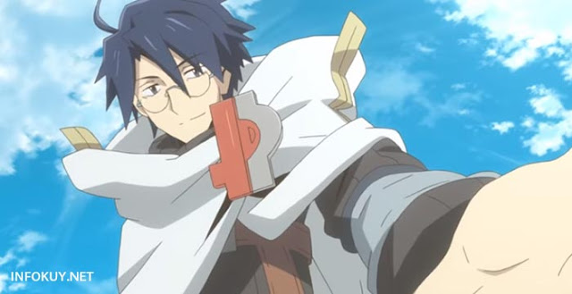 Sinopsis Log Horizon