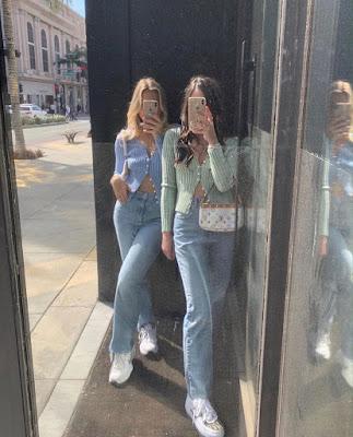 Outfits bonitos con jeans que amaras