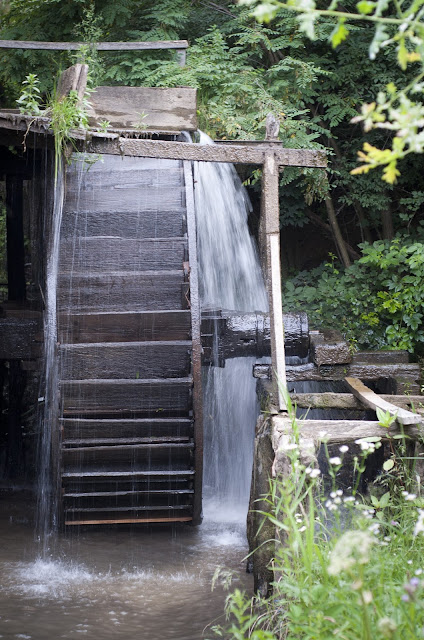 Moara de apa de la Ohaba
