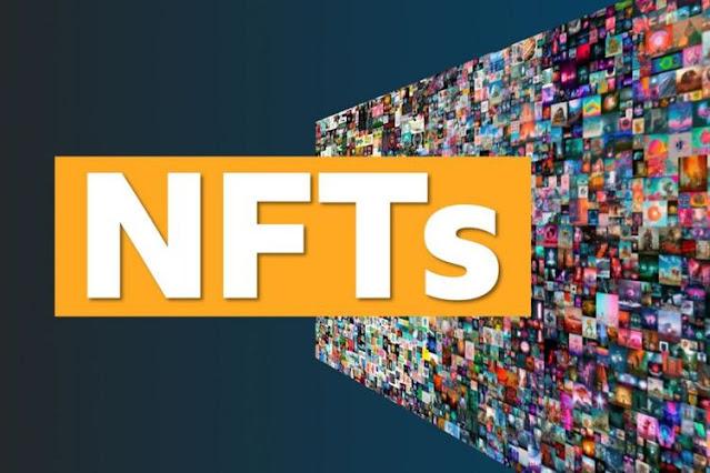 Ilustrasi Tujuan NFT Diciptakan