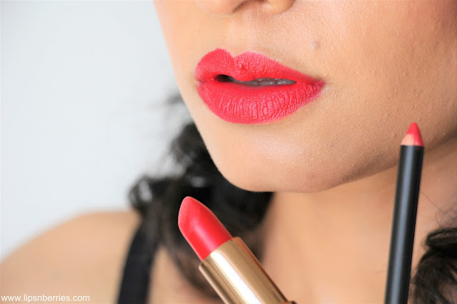 Karen Murrell true love lipstick review