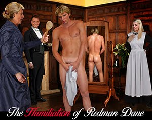 The Humiliation of Redman Dane