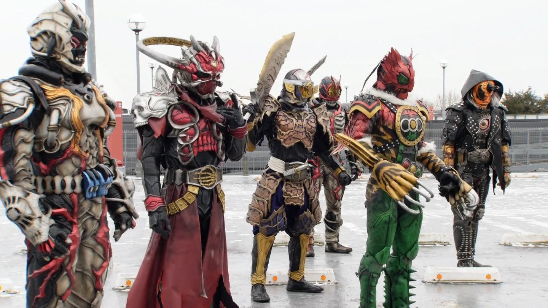 My Shiny Toy Robots: Series REVIEW: Kamen Rider Zi-O